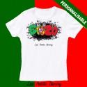 T shirt portugal personnalisable pour enfant avec prénom