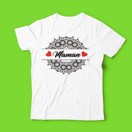 T-shirt Mama lova