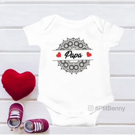 Body bébé love Papa