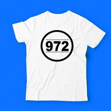 T shirt 972 martinique madinina personnalisable pour enfant avec prénom
