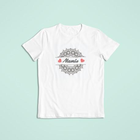 T-shirt Mamie lova