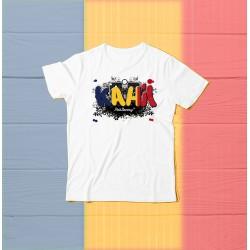 T shirt Tchad personnalisable pour enfant avec prénom