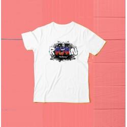 T shirt Mayotte personnalisable pour enfant avec prénom