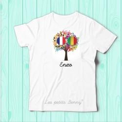 T shirt Mali France