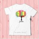 T shirt Mali Senegal